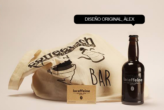 Lacaffeine Cold Brew Coffee Alex Proyecto